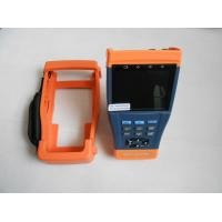 "UTP Cable CCTV Tester , 3.5"" TFT LCD CCTV Video Tester Monitor with 12VDC Output Manufactures"