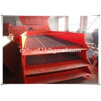 ISO factory supply Circular Vibrating Screen Separator for sand gravel Manufactures