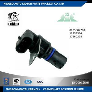Quality 8125602280 12555566 12560228 crankshaft position sensor for  BUICK PONTIAC GMC CHEVROLET SAAB ISUZU HUMMER for sale