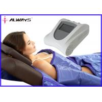 Portable Electro Lymphatic Drainage Therapy Machine For Legs With 10 Pairs Air Bags Manufactures
