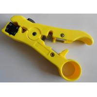Durable Coaxial CCTV Installation Tools Professional With Cable Stripper Manufactures