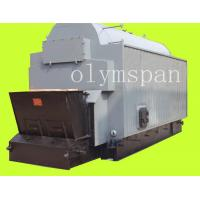 Quality Electric High Pressure Coal Fired Steam Boiler Efficiency / Steam Heating Boiler for sale