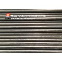 Nickel Alloy Pipe Exchanger Tubes ASME SB163/ SB167 UNS NO6600 NO6601 Manufactures