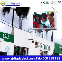 China Outdoor Fixed Install Full Color P10 LED Display/P10 Outdoor Digital Advertising LED Display on sale