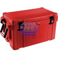 Rotational Molded Cooler Boxes Made By Aluminum Block And CNC Processing Manufactures
