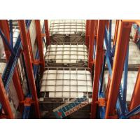 Quality 2000 Kg Max Load High Density Drive In Racking Industrial Pallet Racks Heavy Duty for sale