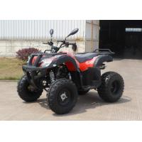 Moto 200CC Utility ATV Quad Bike For Farm , 4 stroke Oil Cooled Engine Manufactures