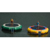 Inflatable Water Game/ Water Trampoline (CY-M2076) Manufactures
