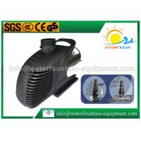 25000 L/H Output Small Submersible Water Pump Fountain Anti Corrosive Manufactures
