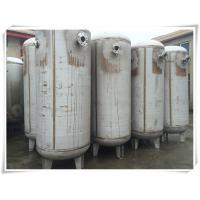 800 Gallon Carbon Steel Replacement Air Compressor Tank High Pressure Filter Separator Manufactures