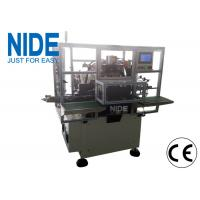 NIDE stator winding machine upgraded model three stations with 2 poles Manufactures
