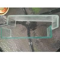 U channel Glass /building material translucent U shaped channel profile glass Manufactures