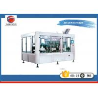 China Small Beer Automatic Canning Machine 8000CPH , Soft Drink Rotary Liquid Filling Machine on sale