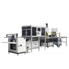 4.5 X 4.2 X 2.1M Carton Box Making Machine , Automated Rigid Box Maker Manufactures