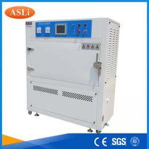 UVA UVB Light Programmable UV Aging Test Chamber Manufactures