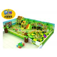 kids game soft play area adventure indoor playground equipment for mall Manufactures