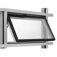 Residential Double Glazed Aluminium Awning Windows Wind Resistance Easy Install Manufactures