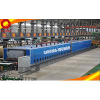 2000KW Power Calcium Silicate Board Production Line Water Resistance 200T Weight Manufactures