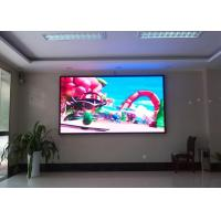 Full color Indoor LED Displays P3 Rental with Epistar Meanwell , Customized Size Manufactures
