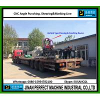 Quality CNC Angle Punching, Shearing and Marking Line (Model BL1010/BL1412/BL1412A for sale
