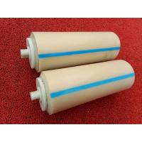 Corrosive Resistant Fertilizer Plant Nylon Rollers With Diameter 89×190mm Manufactures