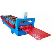 High Speed Wall Panel Roll Forming Machine For Making Construction Materials Manufactures