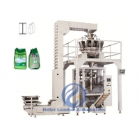 Automatic Vertical Packing Machine , weight packing machine , peanut packing machine For Granules Manufactures