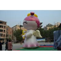 Fireproof Commerical Inflatable Cartoon Customized For Advertising Manufactures