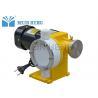 Medicine Dosing Electric Diaphragm Pump / Small Mechanical Diaphragm Metering Pump Manufactures
