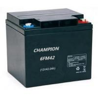 Maintenance Free 12v 42ah AGM VRLA High Rate Discharge Battery 6FM42H Manufactures