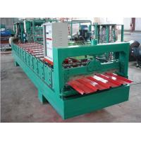 New Condition and Tile Forming Machine Type Galvanized Steel Roof Tile Roll Forming Machine Manufactures