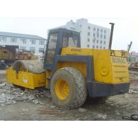 Quality Auto Gear Second Hand Road Roller , Bomag Bw219d Pneumatic Roller Compactor for sale
