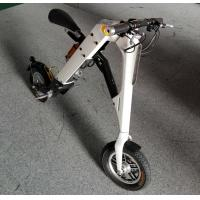 Light Weight 2 Wheel Electric Standing Scooter 8inch Rubber Tire For Adult Manufactures