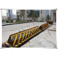 Buy cheap Vehicle Hydraulic Road Blocker / Forceful armor superior protection rising kerb from wholesalers