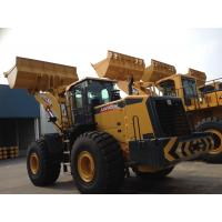 Mini Small 2200mm Wheelbase 1.6ton 0.9m3 LW160KV Compact Wheel Loader With Snow Plough Manufactures