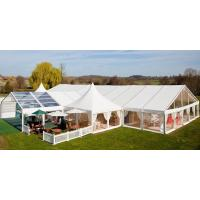 HOT !!! Items Factory Supply Big outdoor 1000 People Clear Roof Wedding Tents For Sales Manufactures