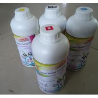 Epson Head Sublimation Printer Ink / Water Based Ink For Coated Materials Manufactures