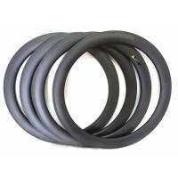700c* 25MM Width Road Bike Rear Rim , T700 Tubular Bicycle Carbon Rims Manufactures