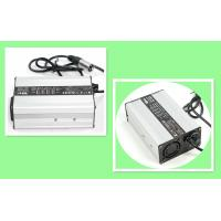 China Wheel Chair 2A 48 Volt Battery Charger , SLA / Lithium Ion Battery Charger With Black Silver Case on sale
