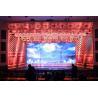 Full Color Led Stage Backdrop Rental Display Billboard Manufactures