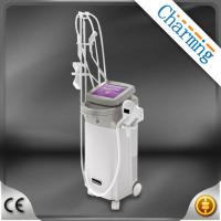Skin Rejuvenation Body Slimming Machine , RF Vacuum Beauty Machine Manufactures