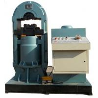 500 T Wire Rope Swaging Press Machine CE & ISO9001 Certificated Blue Color Manufactures