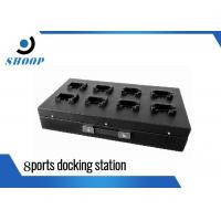 8 Ports Portable Docking Station With Data Uploading Universal Management Manufactures