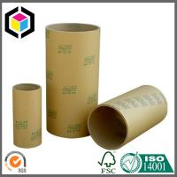 Brown Kraft Paper Tube for Adhesive Tape; Double Sided Tape Paper Tube Core Manufactures