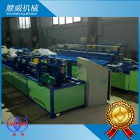 380V Full Automatic Chain Link Fence Machine Weaving Diameter 1.4mm - 5.0mm Manufactures