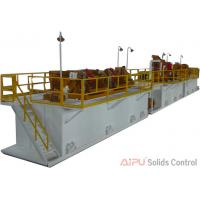 Drilling mud recycling system for HDD/TBM/Piling/No dig at Aipu solids Manufactures
