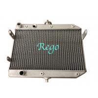 Quality Motocycle ATV Dirt Bike Aluminum Radiator for 2007-2014 4x4 SUZUKI KING QUAD LT-A450, LT-A500, LT-A750 MODELS for sale