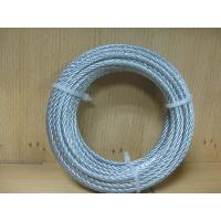 Sus 304 Grade 12mm 6x19+ IWS Security Wire Rope With Corrosion Resistant Manufactures