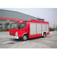 Three Seats Light Fire Truck Manufactures