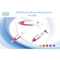 Electric Skin Needling Derma Pen for Hair Loss Treatment , 0.25 / 0.5 / 1.0mm Manufactures